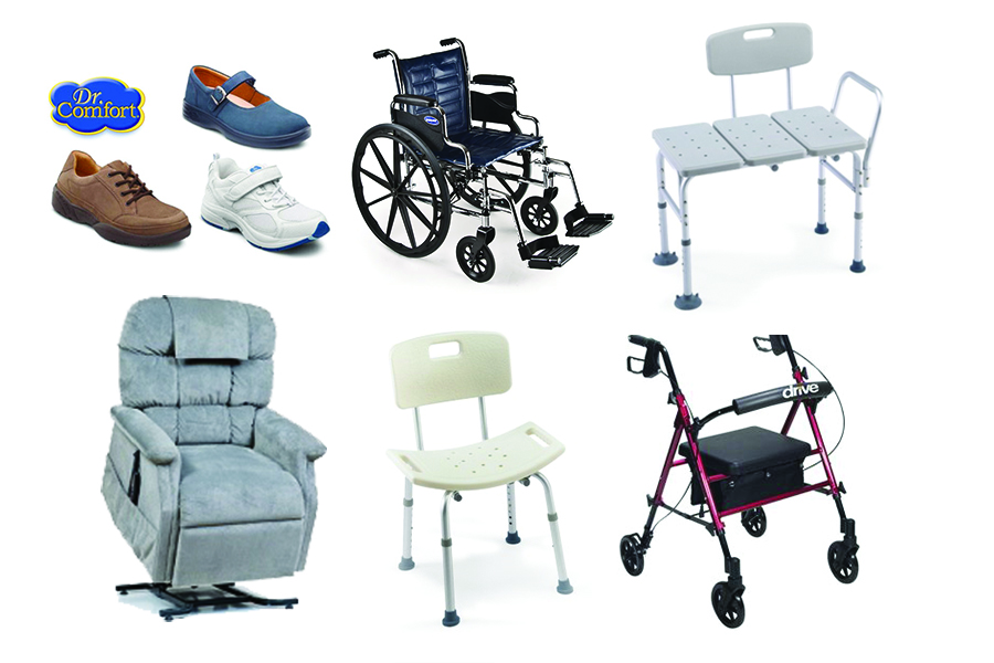 Medical Supplies Product : Medical supply safety products in home assistance