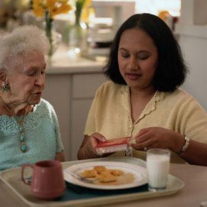 Certified Nursuing Assistant for Senior Citizens
