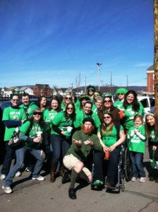 Scranton St Patricks Day Parade