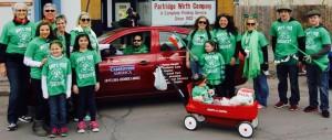 CGA Scranton St Patricks Day Parade