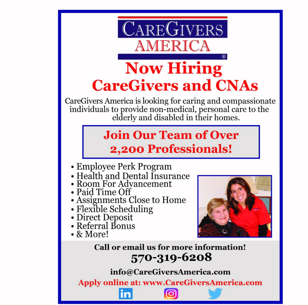 Hiring Flyer For Home Care Agency